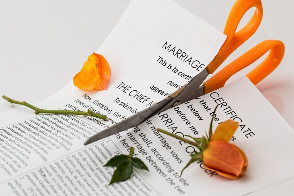 Debunking and analysing Divorce Myths