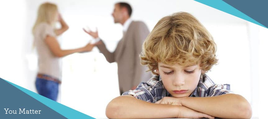 Affects of Divorce on Children